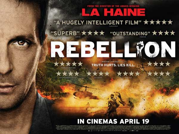 Rebellion (2011)  - Movie Poster