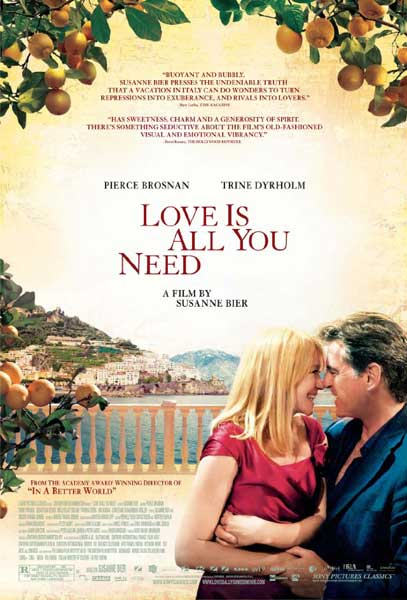 Love Is All You Need (2012) - Movie Poster
