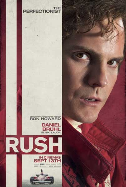Rush (2013) - Movie Poster