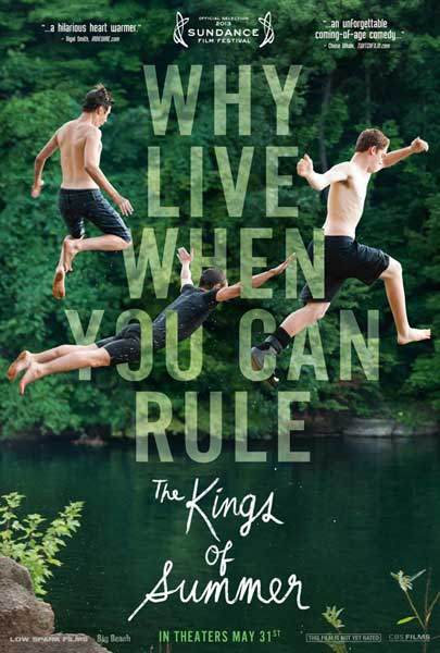 The Kings of Summer (2013) - Movie Poster