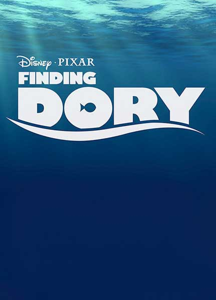 Finding Dory (2015)  - Movie Poster