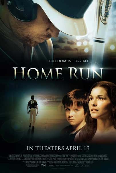 Home Run (2013)  - Movie Poster