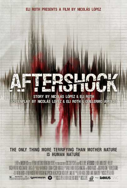 Aftershock (2012)  - Movie Poster
