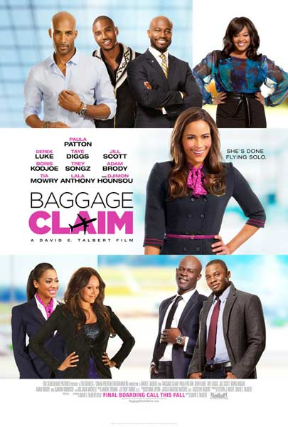 Baggage Claim (2013)  - Movie Poster