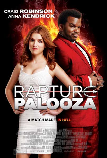 Rapture-Palooza (2013)  - Movie Poster