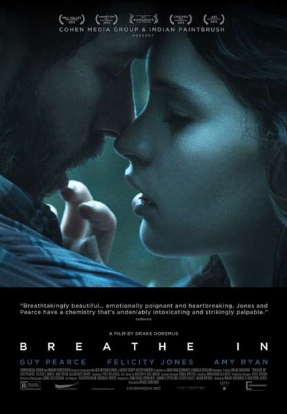 Breathe In (2013) - Movie Poster