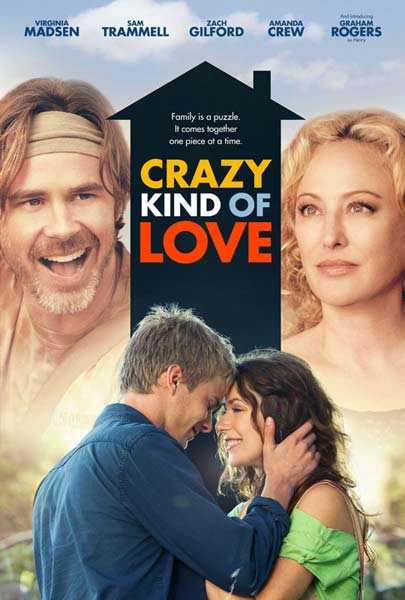 Crazy Kind of Love (2013)  - Movie Poster
