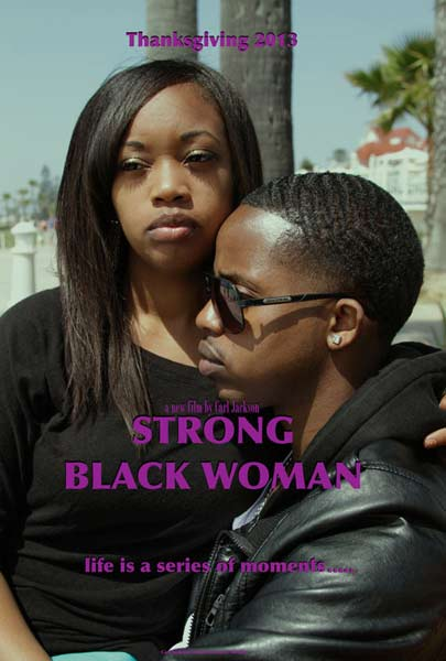 Strong Black Woman (2013) - Movie Poster