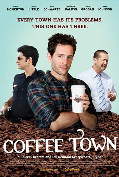 Coffee Town (2012)  - Movie Poster