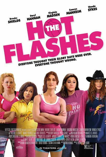 The Hot Flashes (2013)  - Movie Poster