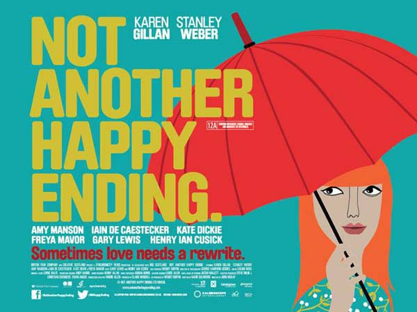 Not Another Happy Ending (2013) - Movie Poster