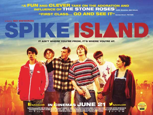 Spike Island (2012) - Movie Poster