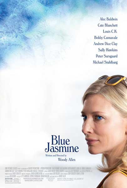 Blue Jasmine (2013)  - Movie Poster