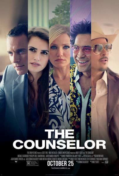 Counselor, The (2013) - Movie Poster