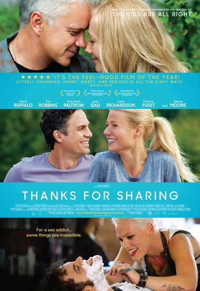 Thanks for Sharing (2012) - Movie Poster