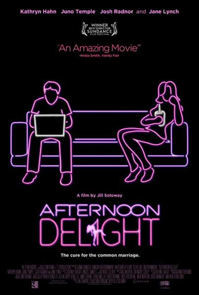 Afternoon Delight (2013)  - Movie Poster