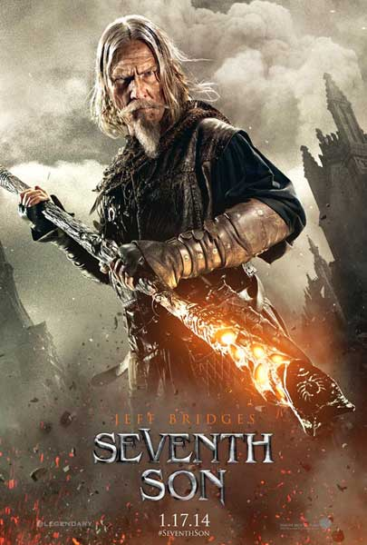 Seventh Son (2013)  - Movie Poster