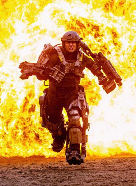 Edge of Tomorrow (2014)