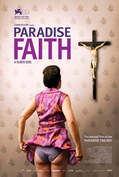 Paradise: Faith (2012)  - Movie Poster