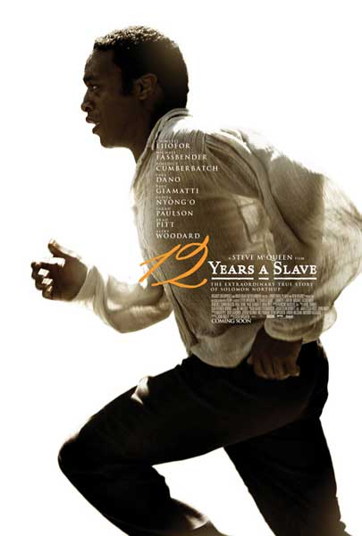 12 Years a Slave (2013)  - Movie Poster