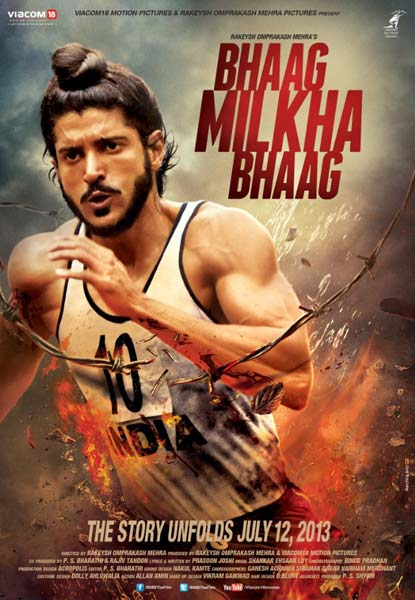 Bhaag Milkha Bhaag (2013)  - Movie Poster