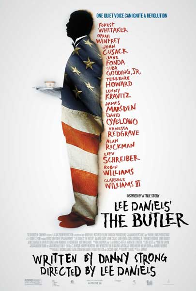 The Butler (2013)  - Movie Poster