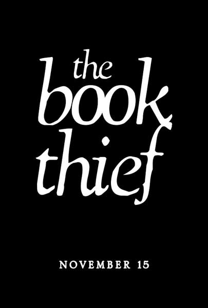 The Book Thief (2013)  - Movie Poster