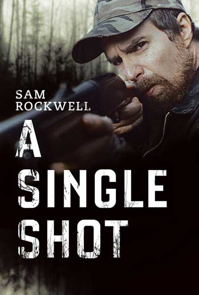 A Single Shot (2013)  - Movie Poster
