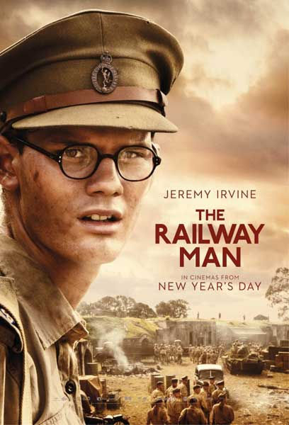 Railway Man, The (2013) - Movie Poster