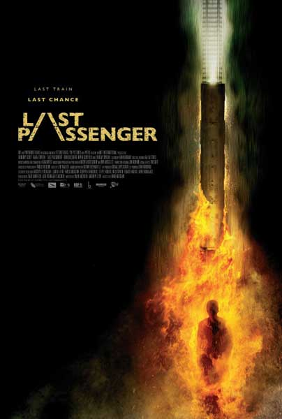 Last Passenger (2013)  - Movie Poster