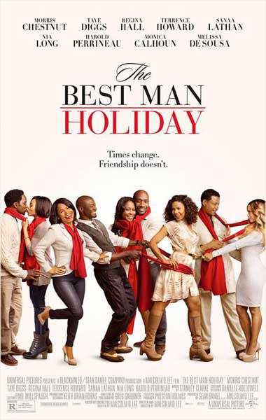 The Best Man Holiday (2013)  - Movie Poster