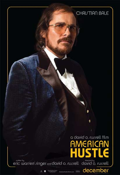 American Hustle (2013)  - Movie Poster
