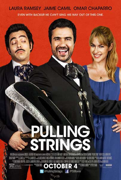 Pulling Strings (2013)  - Movie Poster