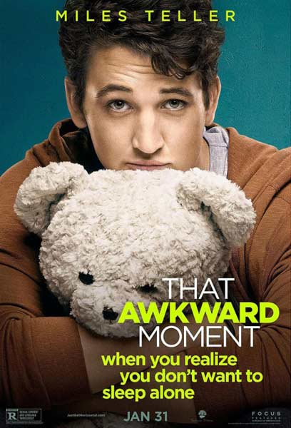 That Awkward Moment (2014) - Movie Poster