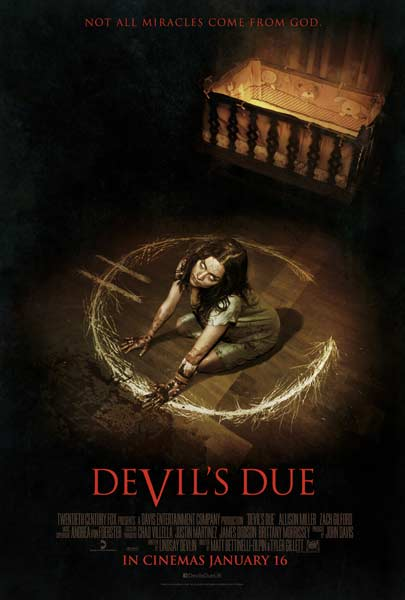 Devil\'s Due (2014) - Movie Poster