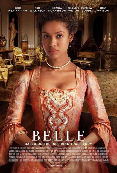 Belle (2013)  - Movie Poster