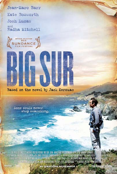 Big Sur (2013)  - Movie Poster