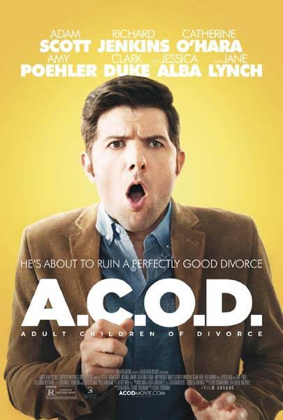 A.C.O.D. (2013)  - Movie Poster