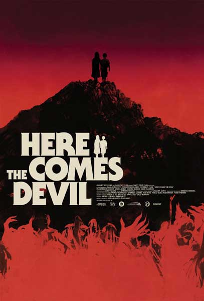 Here Comes the Devil (2012)  - Movie Poster
