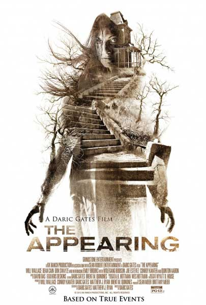 The Appearing (2014)  - Movie Poster