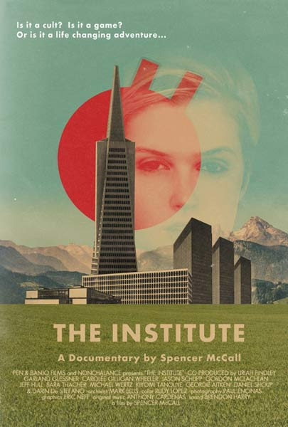The Institute (2013)  - Movie Poster