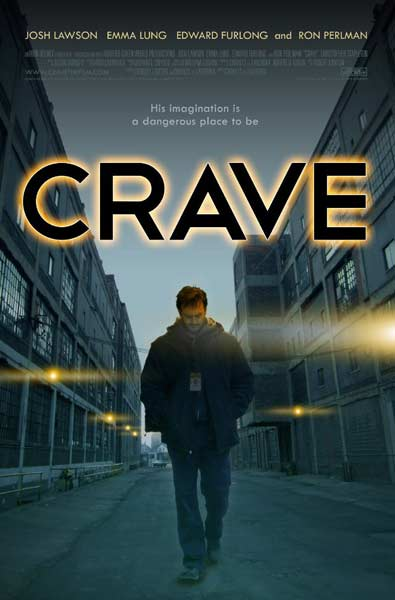 Crave (2012) - Movie Poster