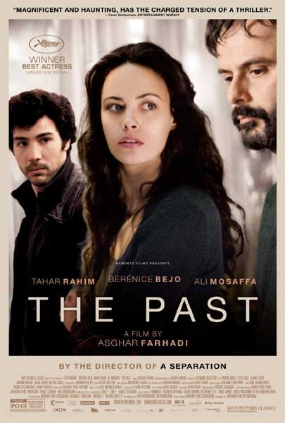 The Past (2013)  - Movie Poster