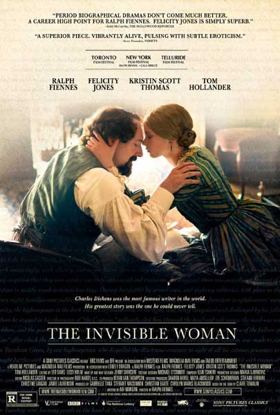 The Invisible Woman (2013)  - Movie Poster