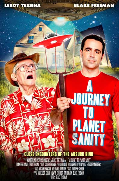 A Journey to Planet Sanity (2013)  - Movie Poster