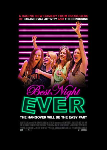 Best Night Ever (2014)  - Movie Poster
