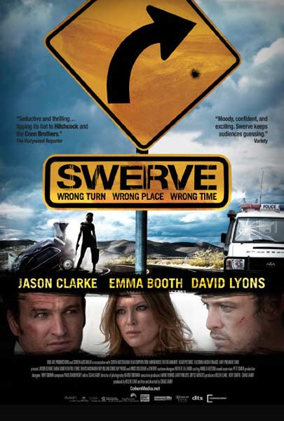 Swerve (2011)  - Movie Poster