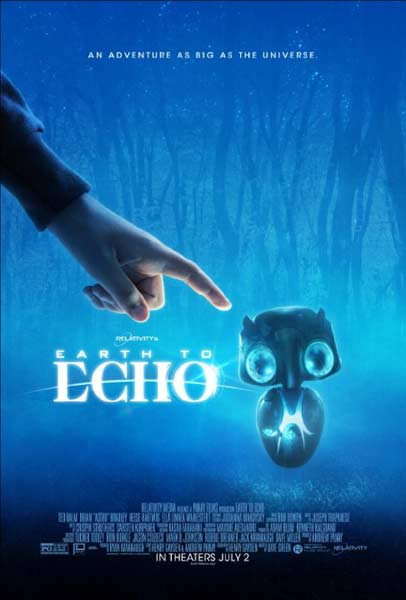 Earth to Echo (2014) - Movie Poster