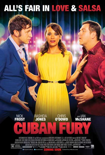 Cuban Fury (2014) - Movie Poster