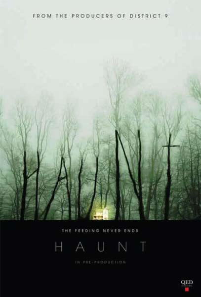 Haunt (2013)  - Movie Poster